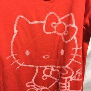 VANS hello kitty shirt